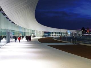 Terminal nord di Studio Gregotti