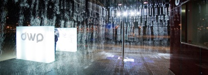 Carlo Ratti, Digital water pavillion