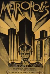 Mteropolis Fritz Lang