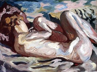Carlo Levi, Nudo