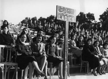 Cairo, 1940