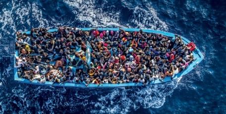 migranti, nel Mediterraneo