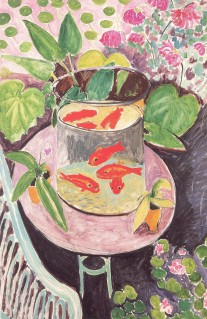Henri-Matisse-Pesci-ross