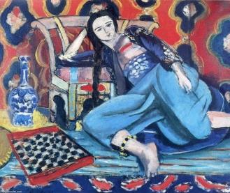Matisse Arabesque