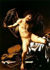 Amor vicit omnia, Caravaggio