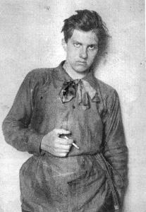 Majakovskij futurista