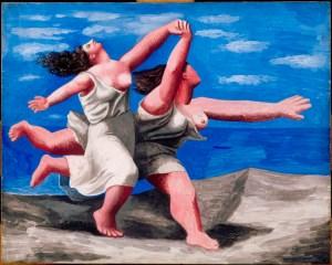Picasso, Deux femmes
