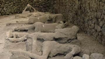 Pompei, calchi