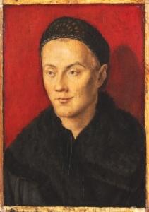 Durer, ritratto di giovane