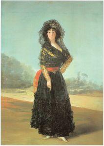 Goya, duchessa d'alba