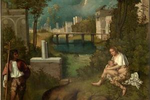 La Tempesta di Giorgione